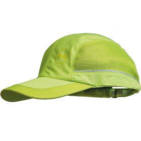 HAD Athlete Casquette, fluo yellow